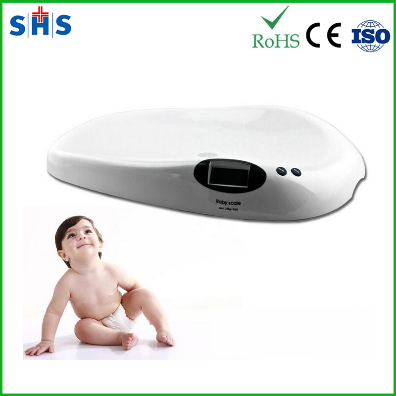 SH-2011 digital baby weighing scale with music