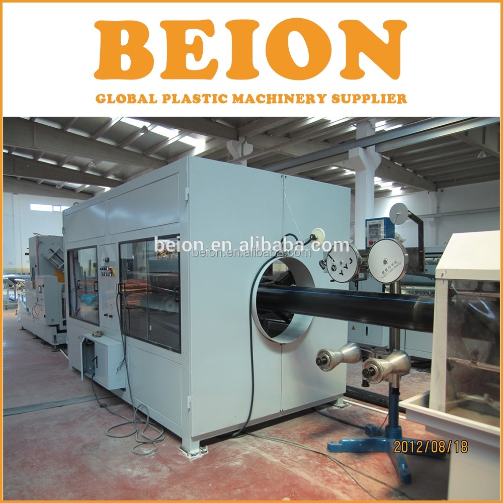BEION inner silicon layer composite cable pipe making machine/pe pipe extrusion machine