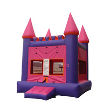 Cheap inflatable bouncer with slide/inflatable combo bouncer/commercial inflatable bouncer frozen for sale