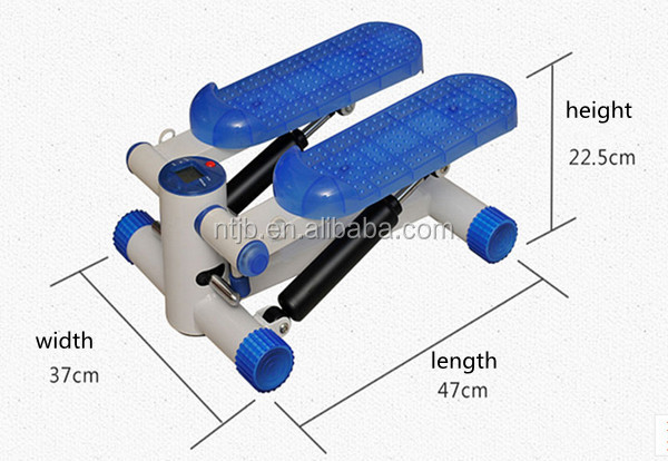 home gym stepper , indoor exercise active mini stepper