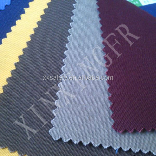 7*7/68*38 TWIll 100% cotton aramid flame retardant fabric for workwear