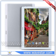 Factory price 10inch quad core 1gb/16gb 3G phone calling tablet lowest price