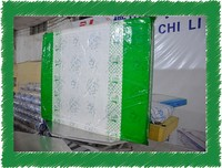 Top sale popular printed mattress packing film used mattresses for sale