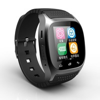 2016 New Smart Bluetooth Watch M26 with Dial / Alarm / Music Player / Pedometer for Android Mobile Phone