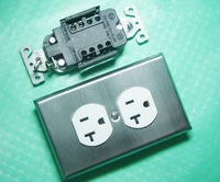 220v receptacle outlets 5-15R,5-20R,6-15R,6-20R UL CULS Guangzhou factory