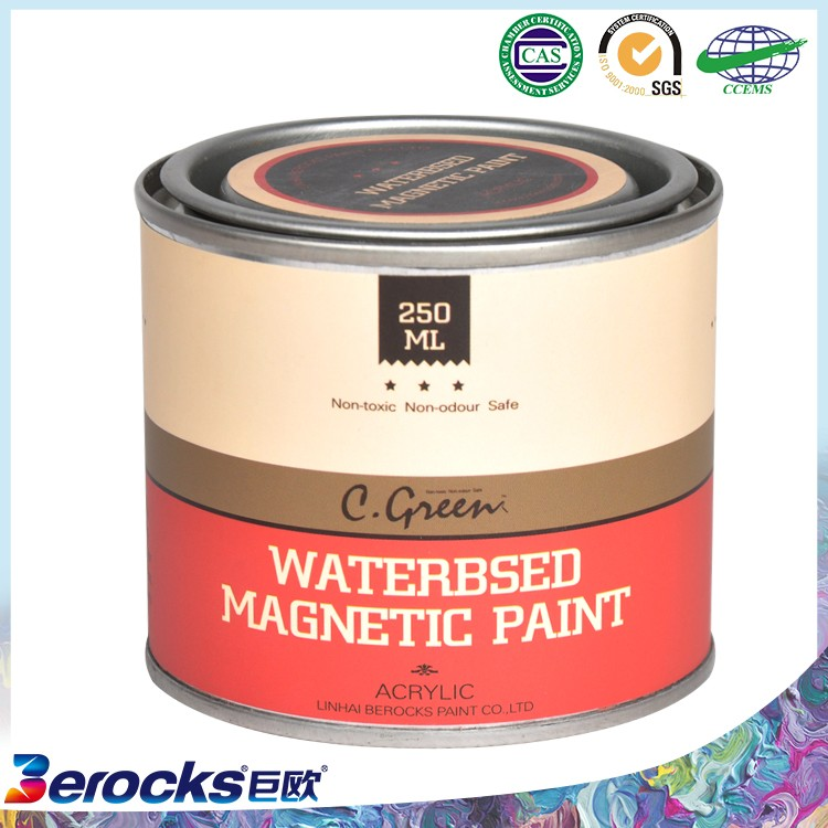 Hot sale high quality interior magnetic paint for wall