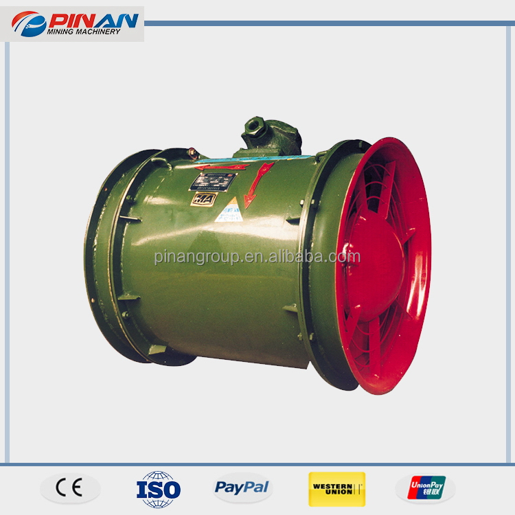 Direct Factory Price Nice looking ventilation fan for mining