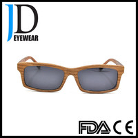 CE certificated factory aged wooden glasses custom logo wooden sunglasses for old and cases