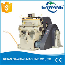 Factory Price Manual Flatbed Die Cutting Machine Price