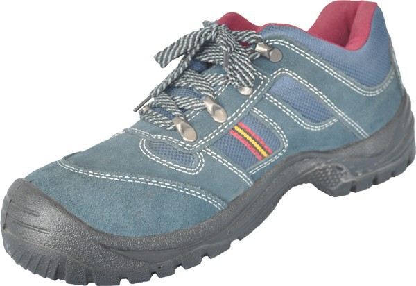 Steel toecap sporty safety shoes