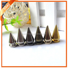 Fashion punk decorative studs and rivets for jackets