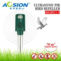 Aosion Automatic PIR Ultrasonic Frequency Conversion Durable electric plastic electronic repeller for cats