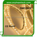 high quality 10000k led strip with silicon rubber tube
