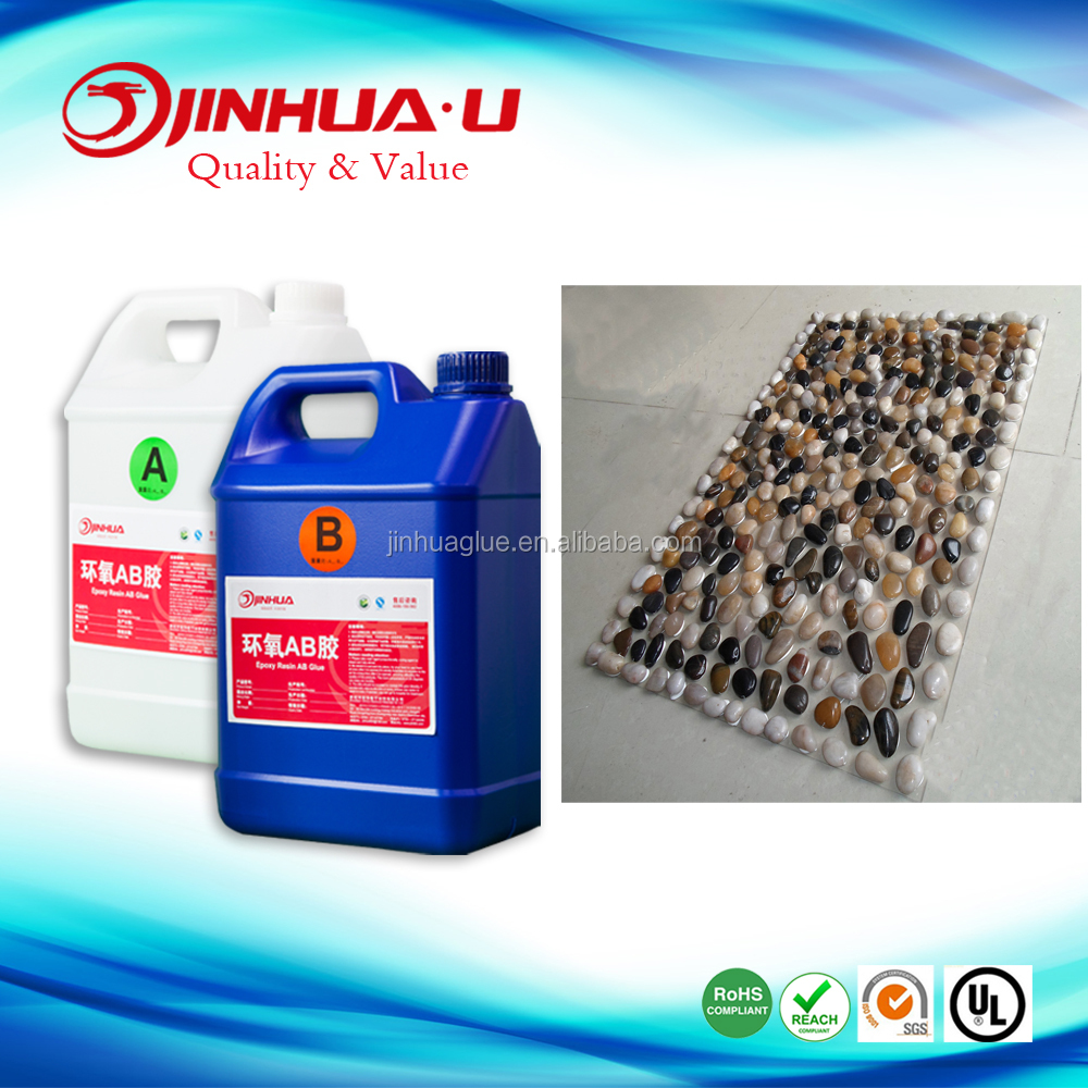 China Manufacture Transparent Epoxy Adhesive Super Dry Fast For Stone