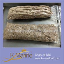 Vacuum packing loin skipjack tuna