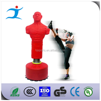 Standing Punch Bag- Body Shape / Free standing slam man boxing dummy / free standing boxing man