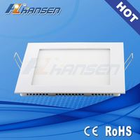 Hansen lowest price 3 years warranty HIGH LUMEN 15w 180x180mm ceiling led panel light