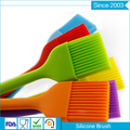 Factory low price high quality High temperature resistant BBQ transparent silicone brush