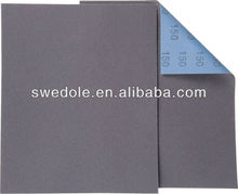 230x280mm Silicon carbide abrasive emery cloth