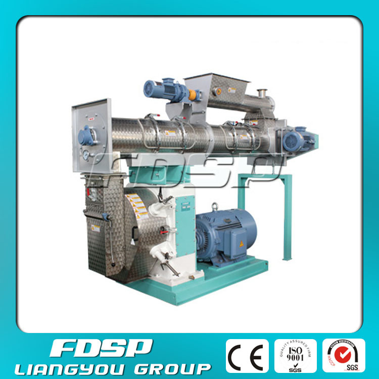 Agro Processing Equipment Animal Feed Pellet Mill Machine for Cattle/Cow/Horse Feed