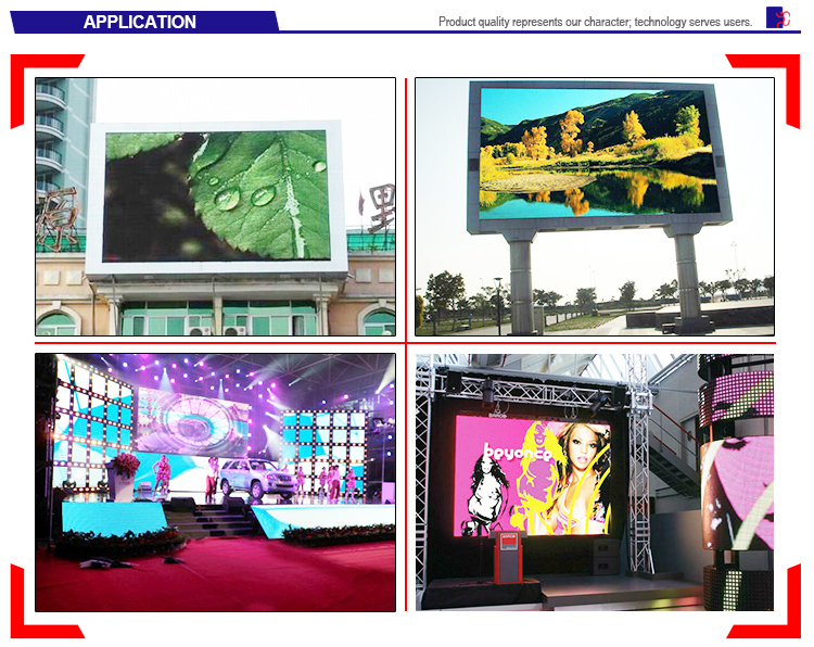 shenzhen Factory price HD waterproof Digital Commercial outdoor p8 led advertising display screen
