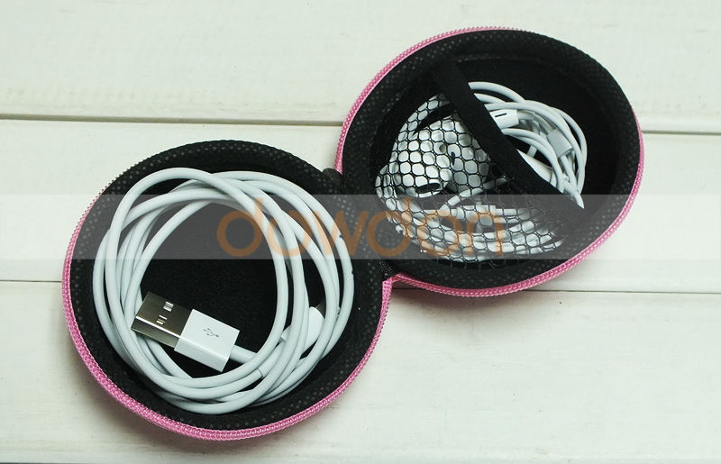 Universal Storage Bag for Key Coin Earphone Cable Charger Popular Gift