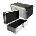 empty aluminum side small tool case KL-TC211