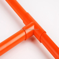 2 Inch Large Diameter PVC electrical pipe for conduit wiring