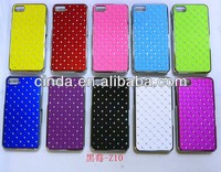 New Luxury Bling Diamond Crystal Star Hard Case Cover For BlackBerry Z10