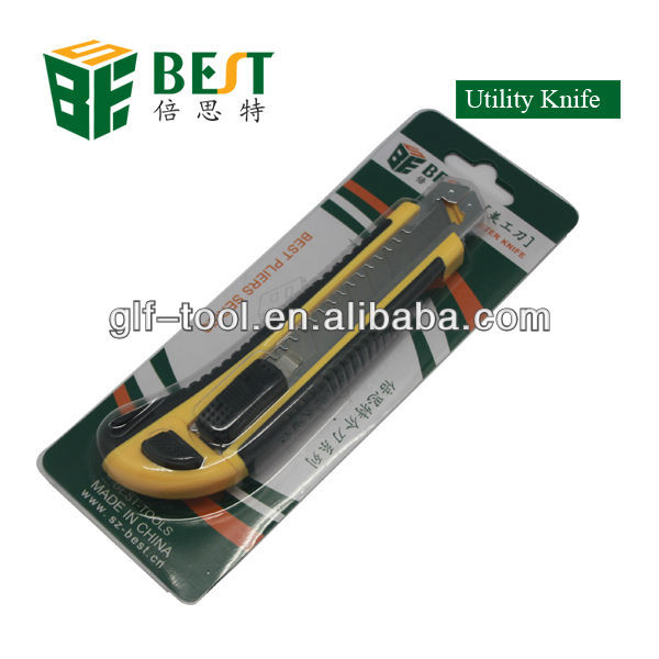 BEST Quality Sliding Blade Utility Art Knife