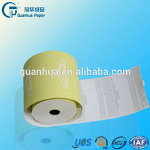 high quality double side thermal paper/print thermal paper