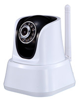Wireless security camera with P2P technology Support Iphone and Android mobile video reviewing(HI8800-HD)