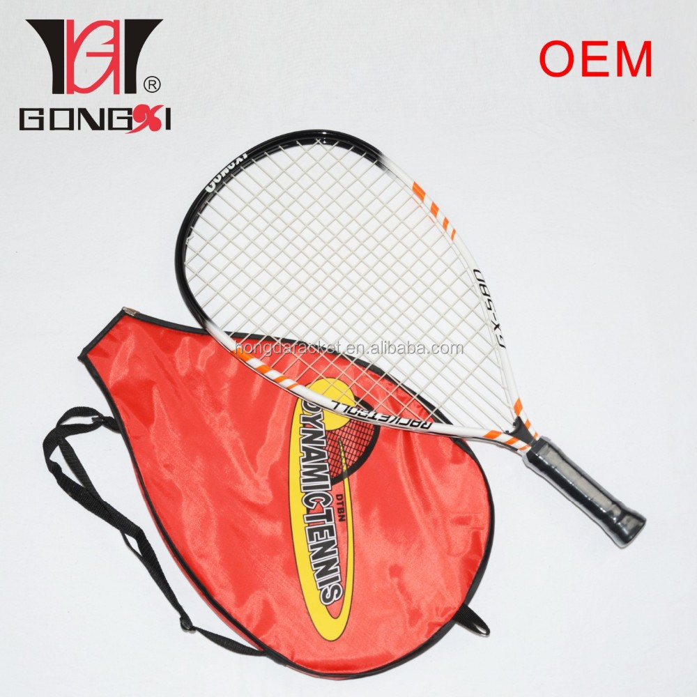 Racketball racket aluminium tennis for Children 21inch BSCI factory----BSCI FACTORY