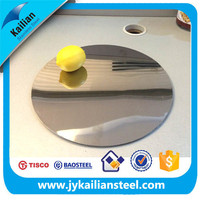 Stainless Steel Polishing Disc