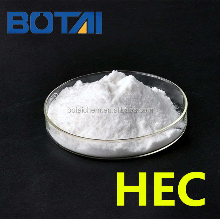 Hydroxy Ethyl Cellulose ethers (HEC)