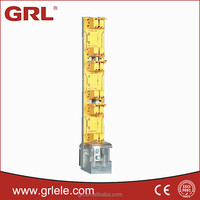IEC approve 160a 250a 400a 630a plastic low voltage auto fuse rails