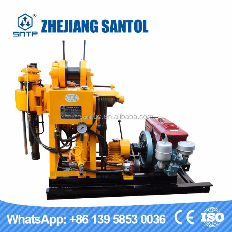 XY-1B-1 hydraulic feed core drilling machine with best price
