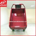 2015 KAVAKI China open body cargo electric tricycle, 60v 800w three wheel electric bicycle
