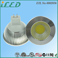 Good Heat Dissipation Daylight White 4000K 5Watt Dimmable MR16 Lamp LED 12V
