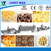 Wholesale Extruded Oil Free Puffed Crispy Corn Pop Snack Machine