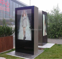 Shenzhen factory 47 inch Advertising Digital Frame,LCD Advertising Outdoor Digital Signage 2000 nits