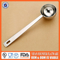 Spoon stainless steel coffee scoop tea scoop wholesale