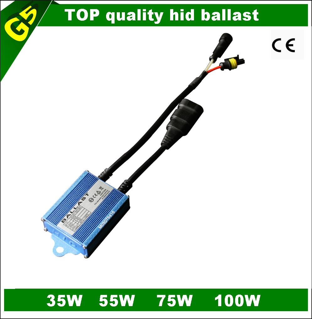 2014 latest G5 hid ballast 35w xenon blocks