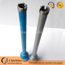 High quality dry wet thin diamond core bits for drilling small holes in natural stone and concrete