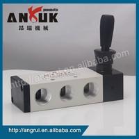 4H230-06 Pneumatic Hand Valve,Hand Level Valve Manual Control Pneumatic Valve