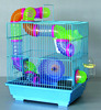 Plastic Hamster Cage