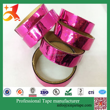 Passed cloth packing Hologram Tape for repairing