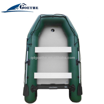 Goethe Extra-Wide Inflatable Fishing Boats
