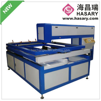 Hasary High Speed 300W 400W die board laser cutting machine for package marking industry