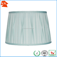 Softback medium woven bedroom decorating ripple herringbone lampshade